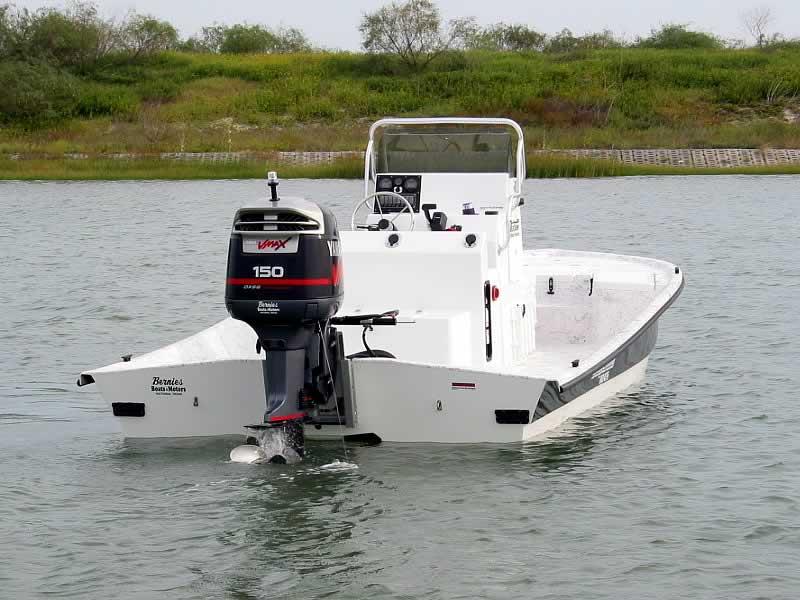 Shallow Draft Fishing Boats Desperado Boats Desperado